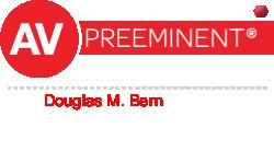 Douglas_M_Bern AV preminet