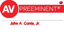John_A_Conte AV preminet